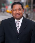 Bond New York real estate agent AJ Johnson