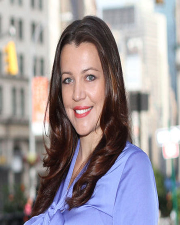 Bond New York real estate agent Justyna Brzezinski
