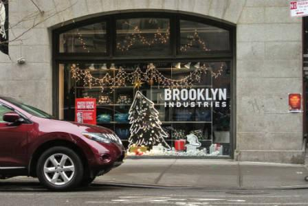 Brooklyn Industries XMAS