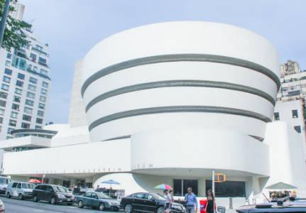 Upper East Side Rentals - Guggenheim Museum
