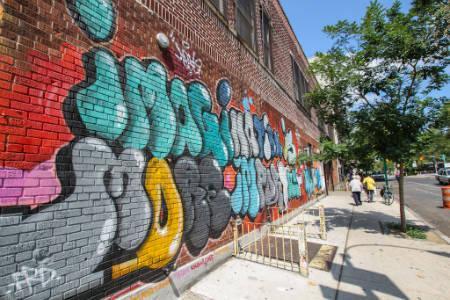 Apts in Lower East Side -  Broome street