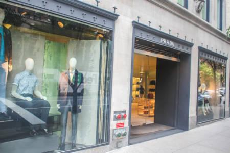 Upper East Side Apts - Prada store 69th