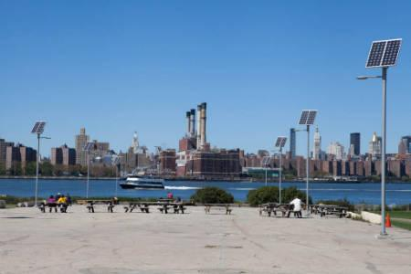 Apts in Williamsburg -