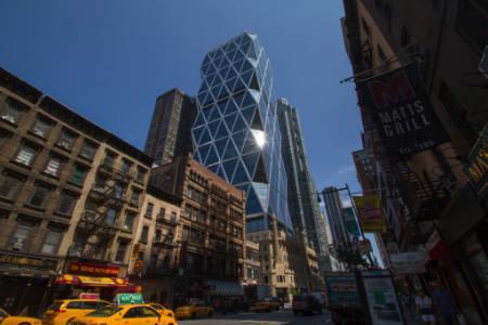 Midtown Rentals - hearst_tower