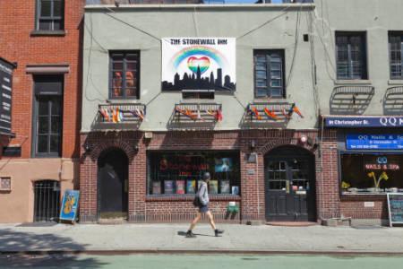 Apts in West Village - stonewall