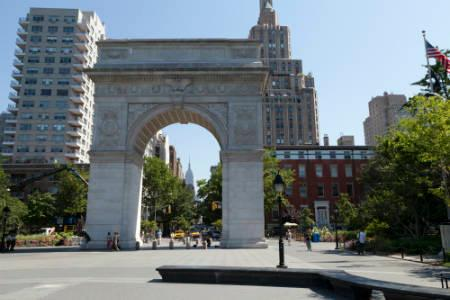 Apts in West Village - washington square