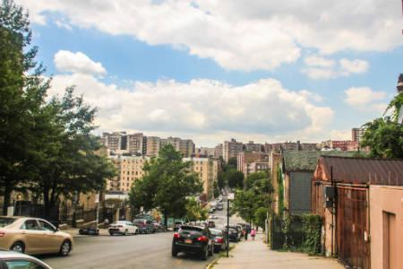 Apts in Washington Heights - 187th