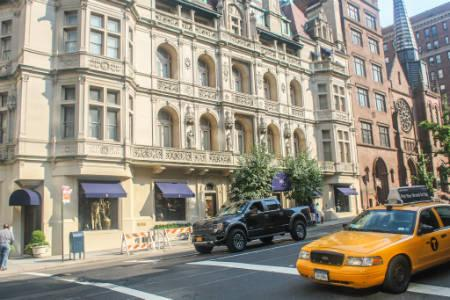 Upper East Side Apts - Gertrude Waldo House