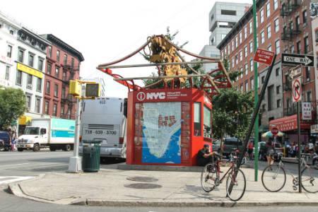 Apts in Lower East Side