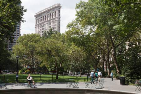 Flatiron Rentals - Madison Square Park