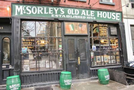 McSorleys Old Ale House East Village