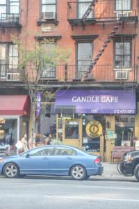 Apts in Upper East Side - candle cafe