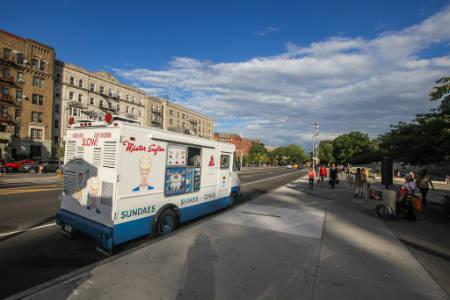 eastern parkway ice cream truck