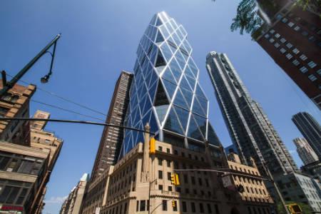 Midtown Condos - hearst_tower