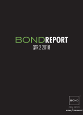 Market Report Cover for Quater 2, 2018